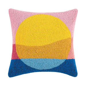 Sunset Hook Pillow