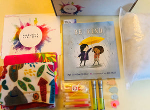 Pre-K thru 4th Grade Kit Alert: The Pillow Project