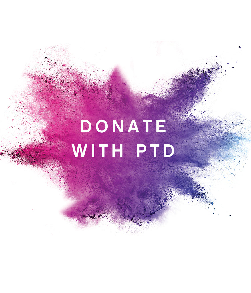 Spread Love and Donate with Project Tie-Dye