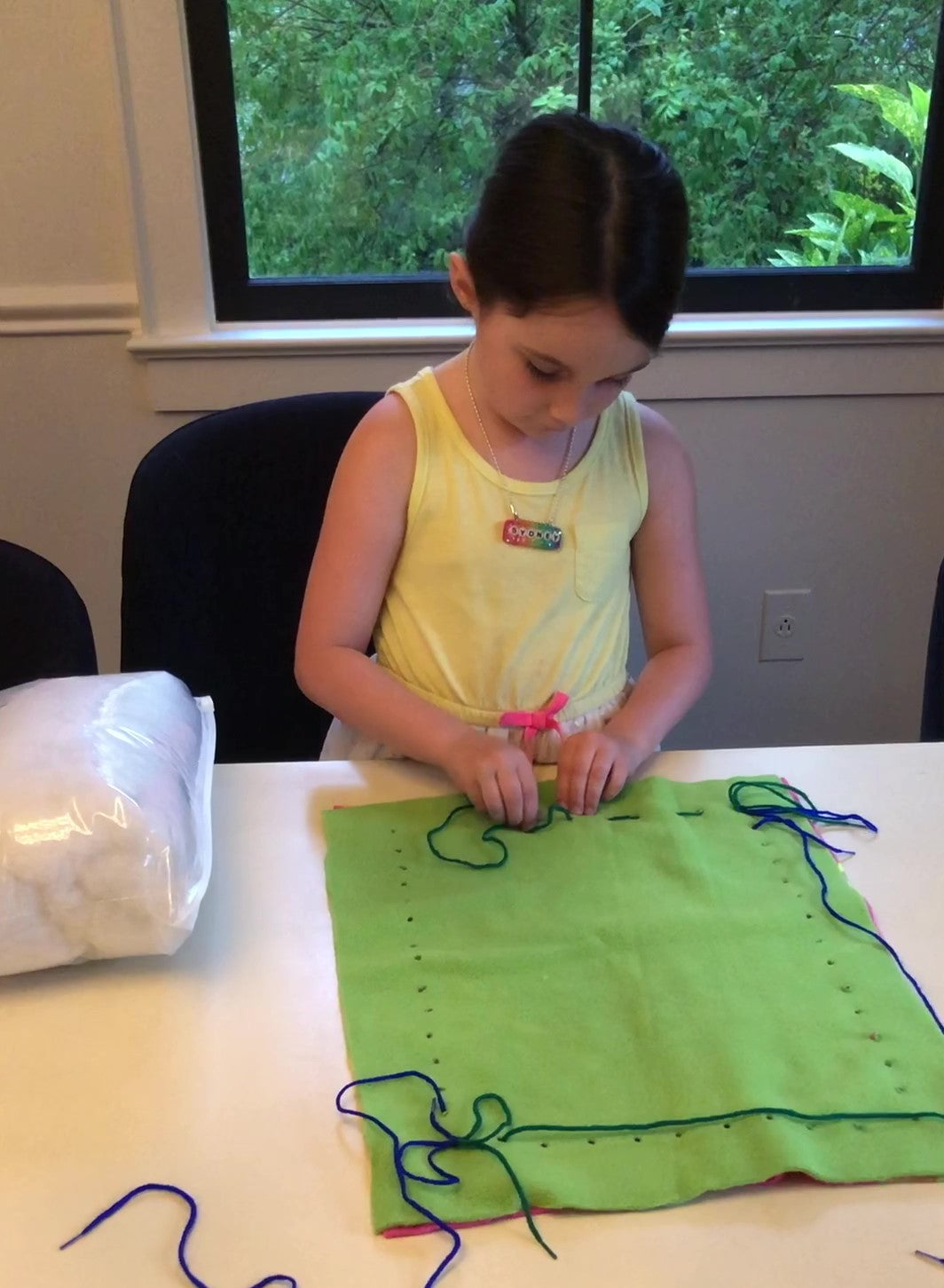 The Pillow Project (Ages 6-9)