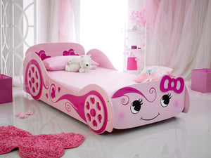 Princess Car Bed from the Mattress World