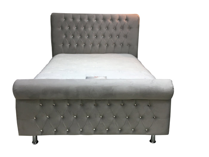 New Chesterfield Bed Frame