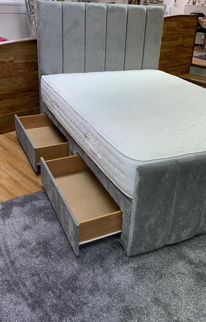 York Divan Base Drawers