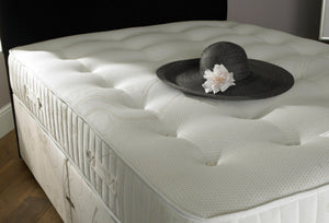 Buckingham Silk Mattress from The Mattress World NW Ltd.