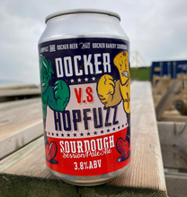 Load image into Gallery viewer, Hop Fuzz vs Docker Bakery Collab