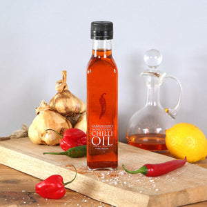 Smoked Garlic Chilli Oil