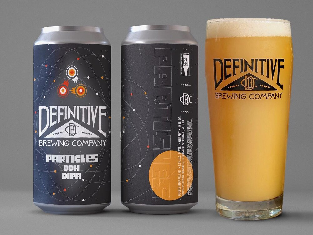 Definitive Brewing Particles DIPA
