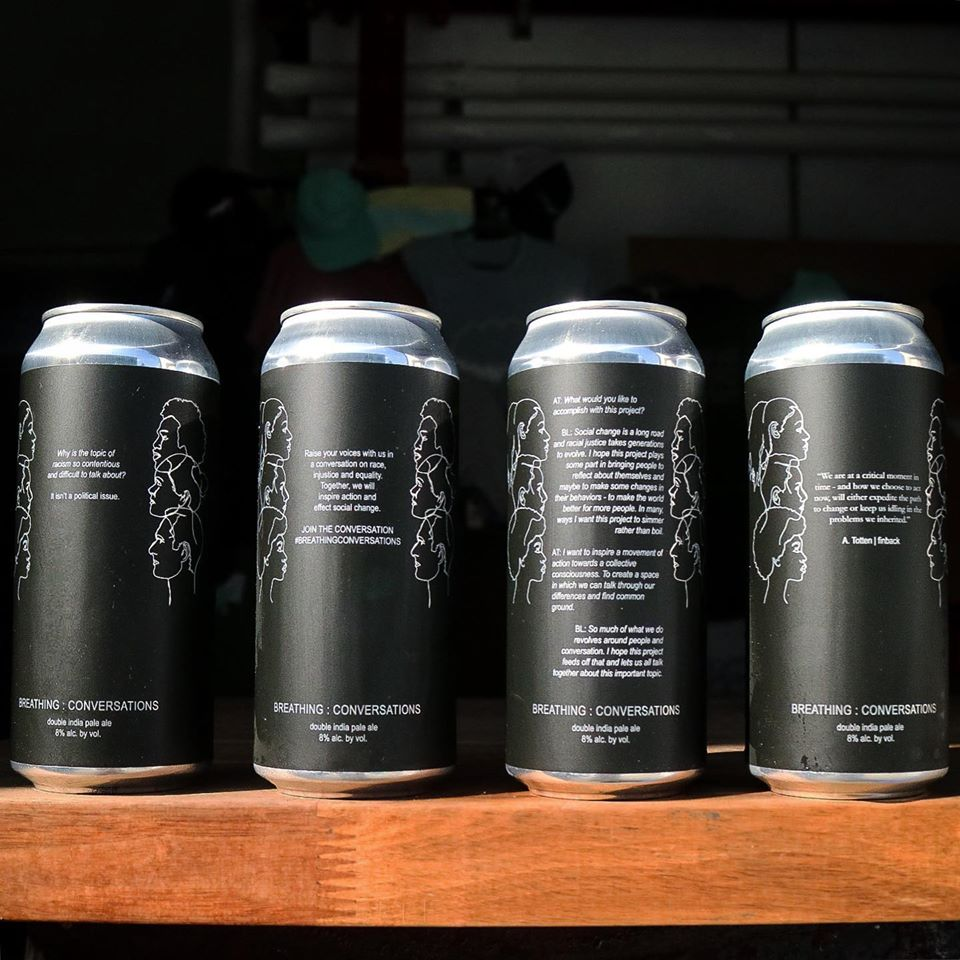 Finback Breathing: Conversations DIPA