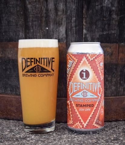 Definitive/Imprint Stamped DIPA