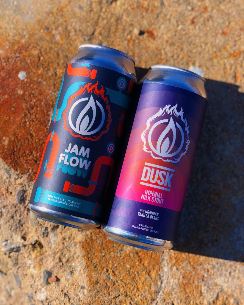Blaze Brewing Dusk Imperial Stout