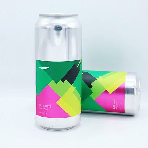 Finback Finer Days IPA