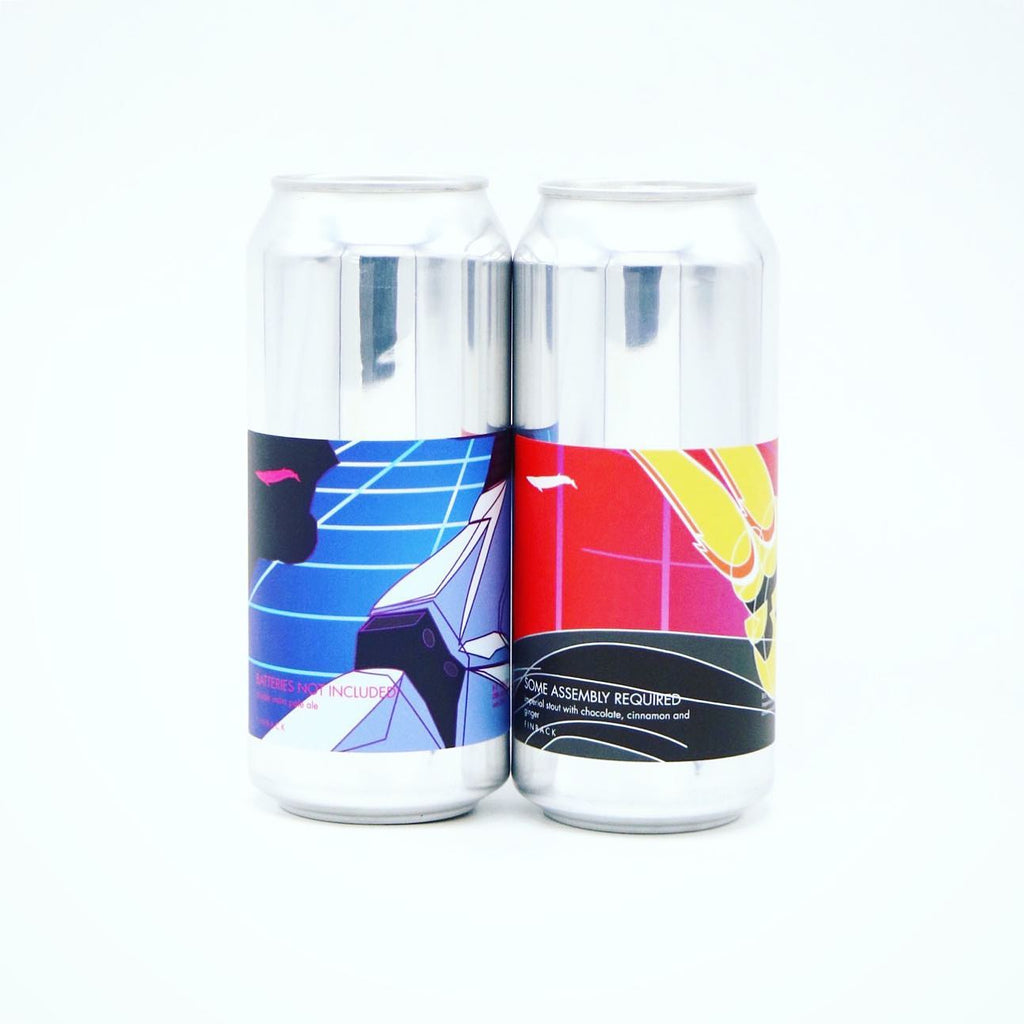 Finback Batteries Not Included Double IPA