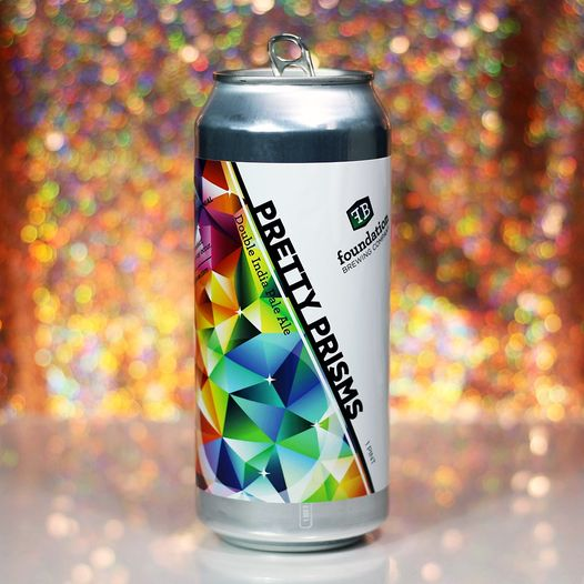 Foundation Pretty Prisms DIPA