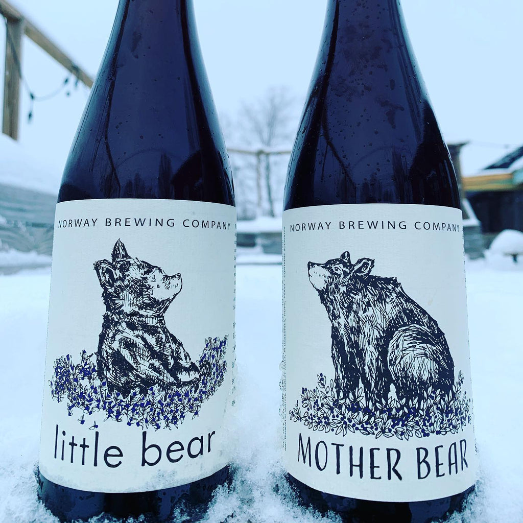 Norway Brewing Mother Bear