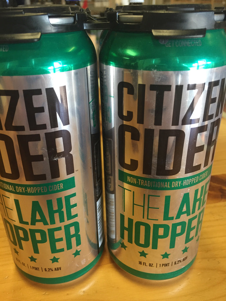 Citizen Cider The Lake Hopper
