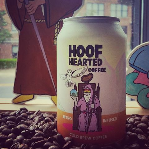 Hoof Hearted Cold Brewed Coffee