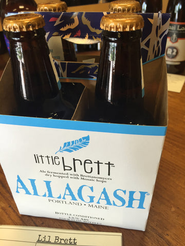 Allagash Little Brett