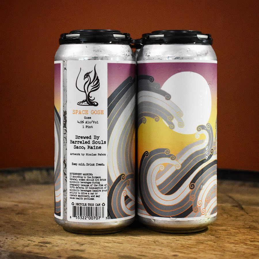 Barreled Souls Space Gose