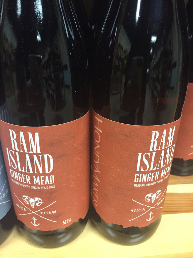 Ram Island Ginger Mead