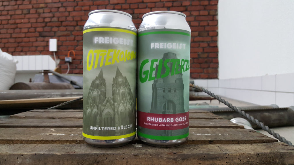 Freigeist Ottekolong Unfiltered Kölsch