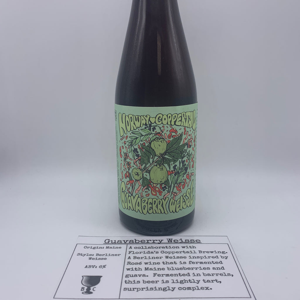 Norway / Coppertail Guavaberry Weisse