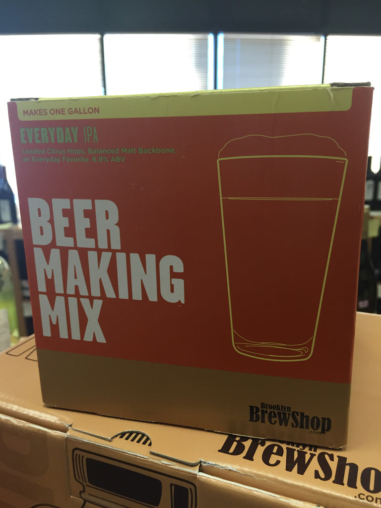 Brooklyn Beer Making Mix