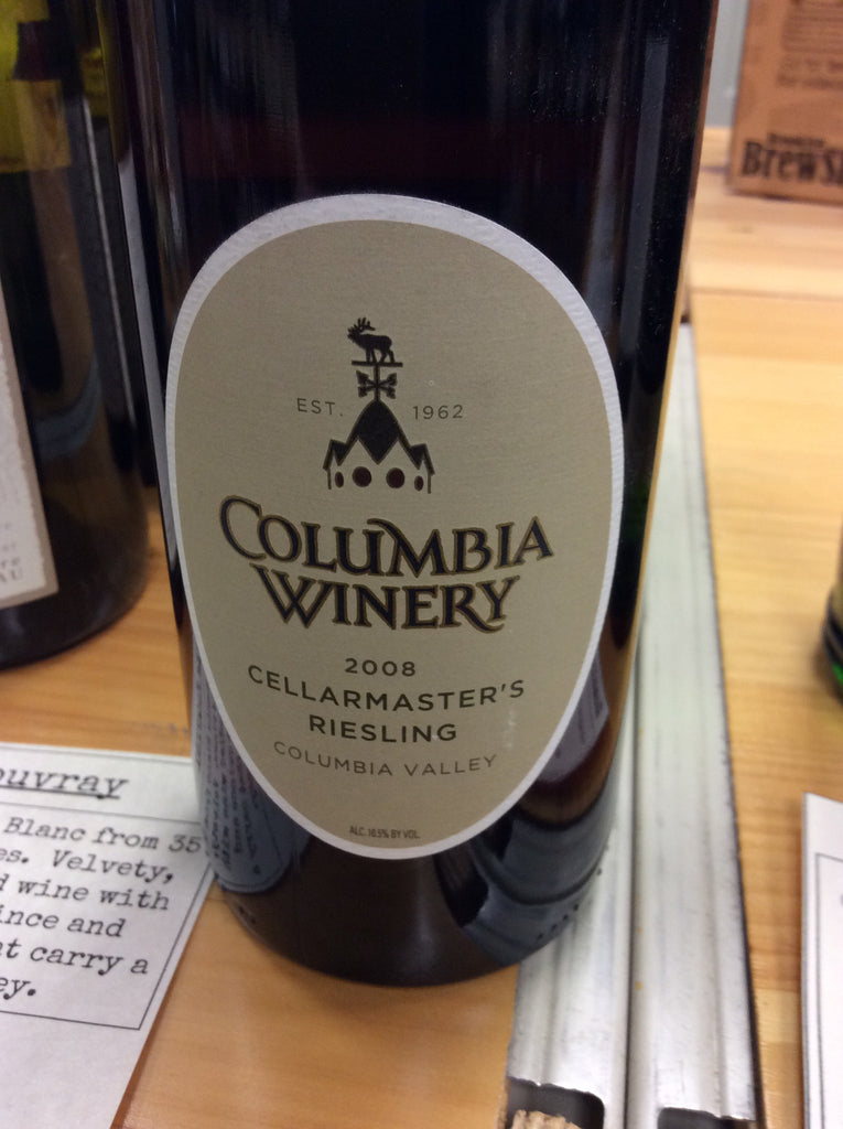 Columbia Cellarmaster's Riesling