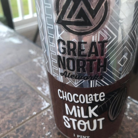 Great North Aleworks Chocolate Milk Stout