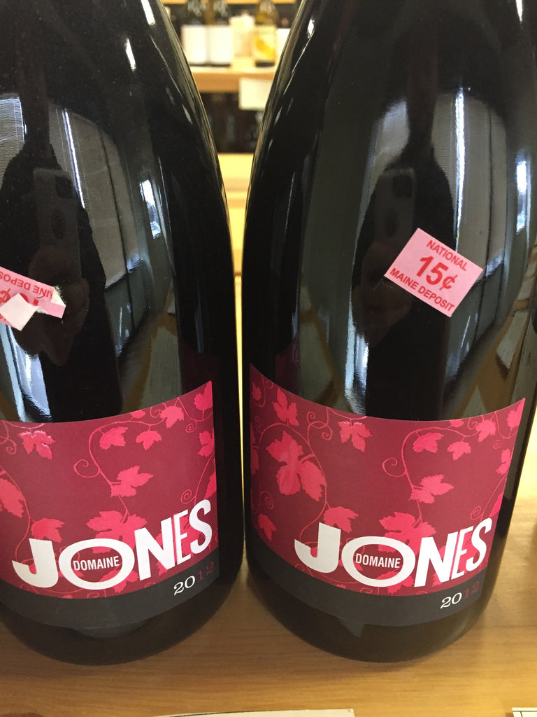 Domaine Jones Rouge