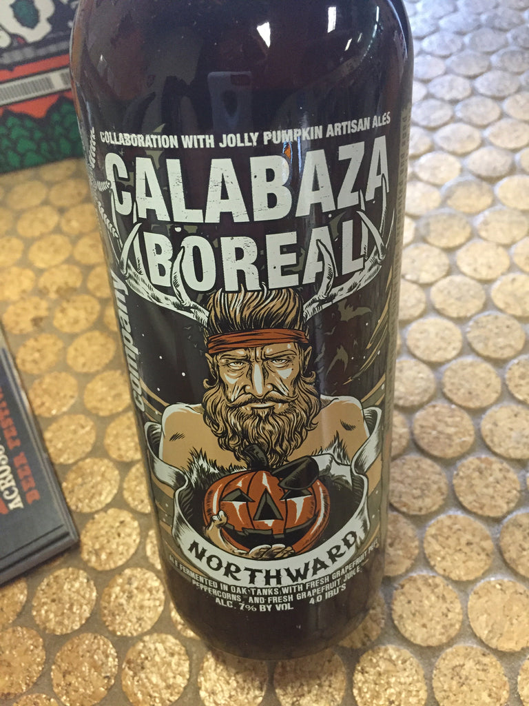 Anchorage/Jolly Pumpkin Calabaza Boreal