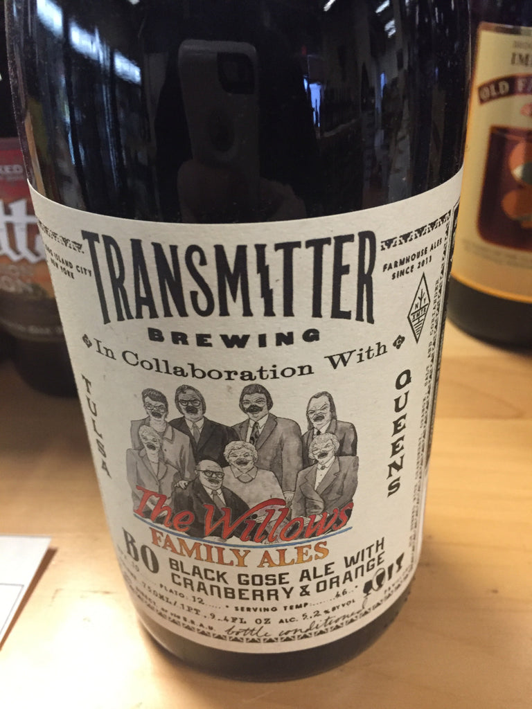 Transmitter B0 Black Gose