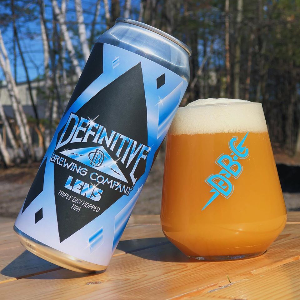 Definitive Lens Triple IPA