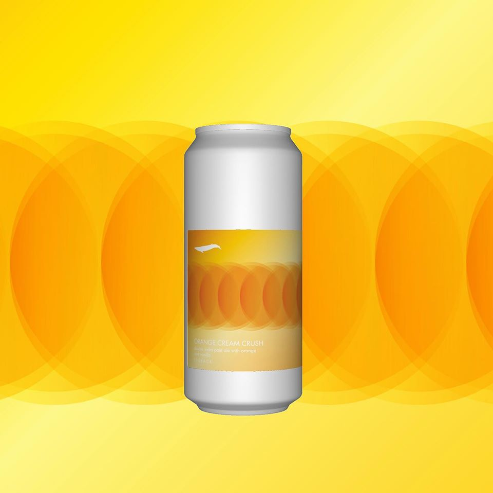Finback Orange Cream Crush DIPA