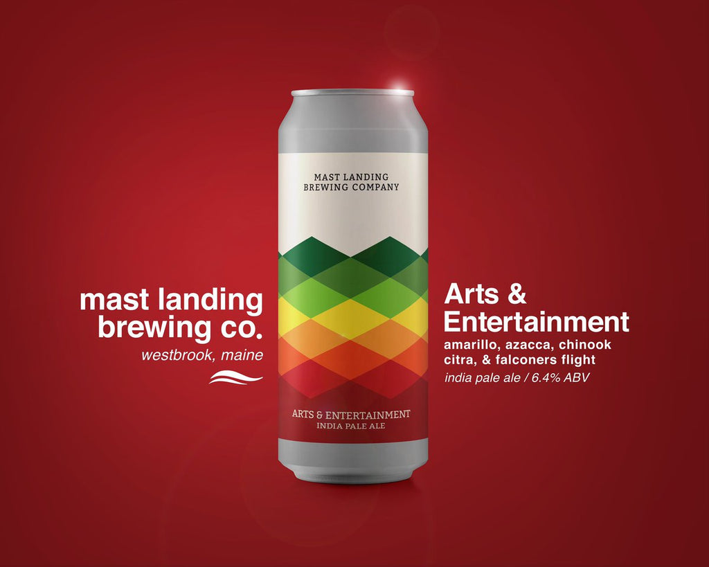 Mast Landing Arts & Entertainment IPA