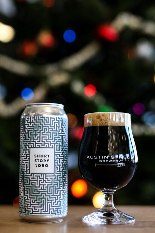 Austin Street Short Story Long Imperial Stout