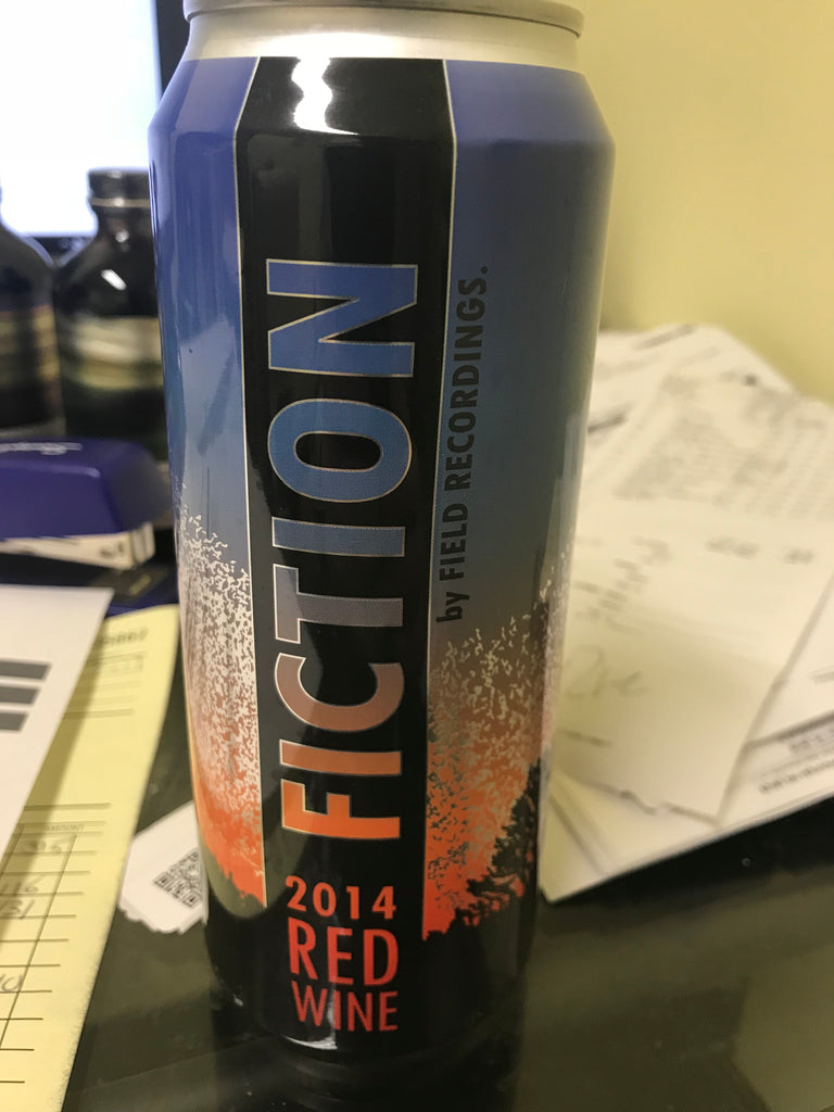Fiction Red Blend