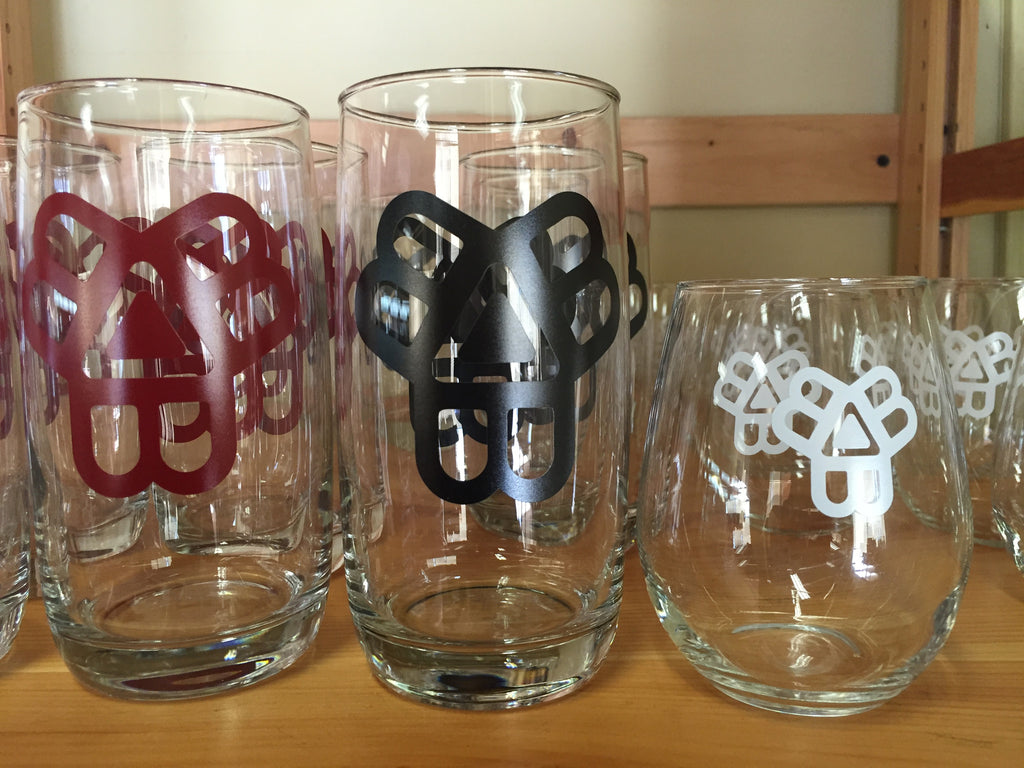 Bissell Brothers Glassware