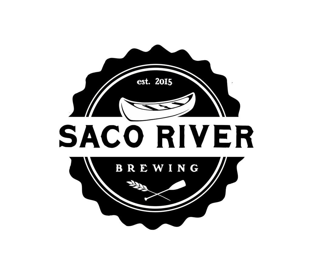 Saco River Brewing Double Deckah