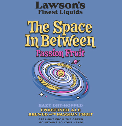 Lawson's Space Between: Passionfruit