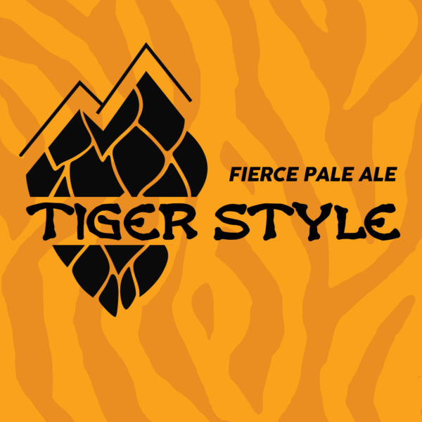 Orono Brewing Tiger Style Pale Ale