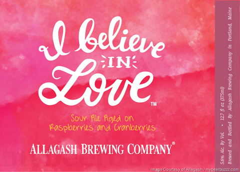 Allagash I Believe In Love