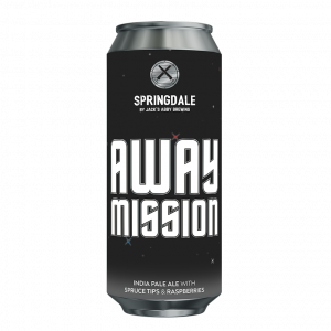 Springdale/Zero Gravity Away Mission