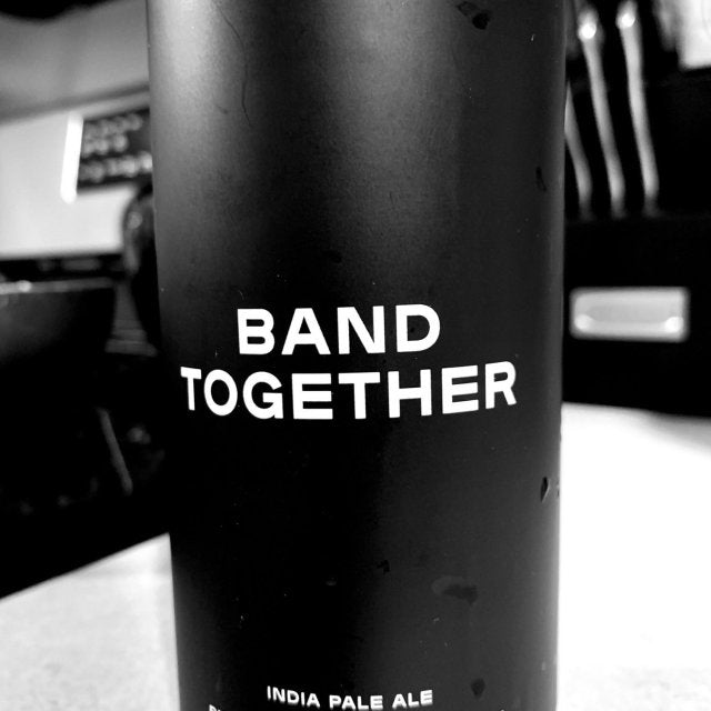 Banded Brewing Band Together IPA