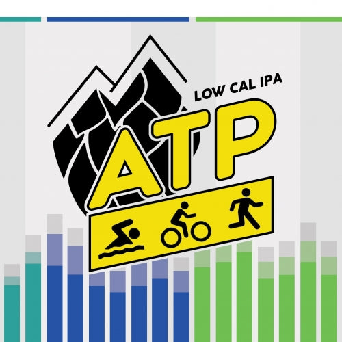 Orono Brewing ATP Low Calorie IPA