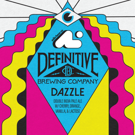 Definitive/Aslin Dazzle Milkshake IPA