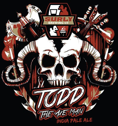 Surly Todd The Axeman