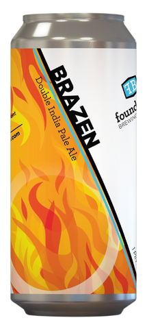 Foundation Brazen Double IPA