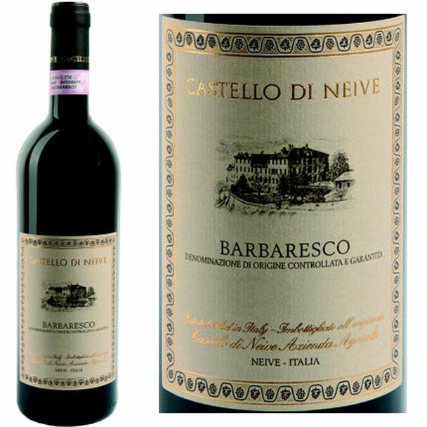 Castello di Neive Barbaresco