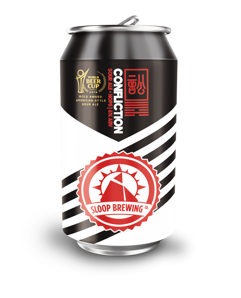 Sloop Brewing Confliction