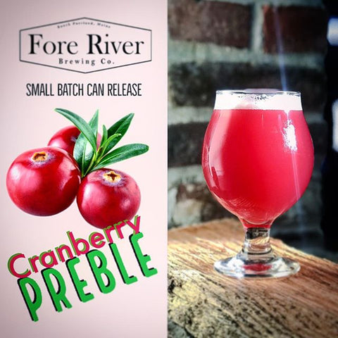 Fore River Cranberry Preble